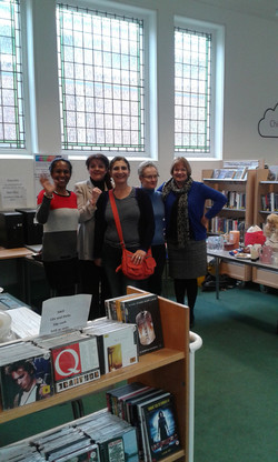Sydenham Library Volunteers