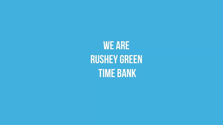 We are Rushey Green Time Bank