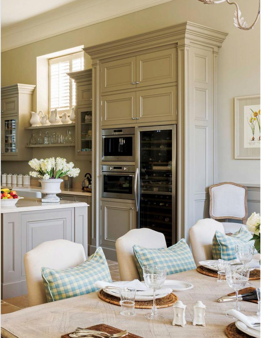The English Home Kitchen Renovation