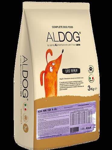 AlDog Pork & Rice