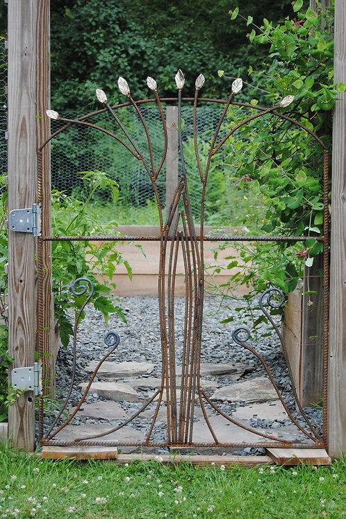 Custom order garden gates