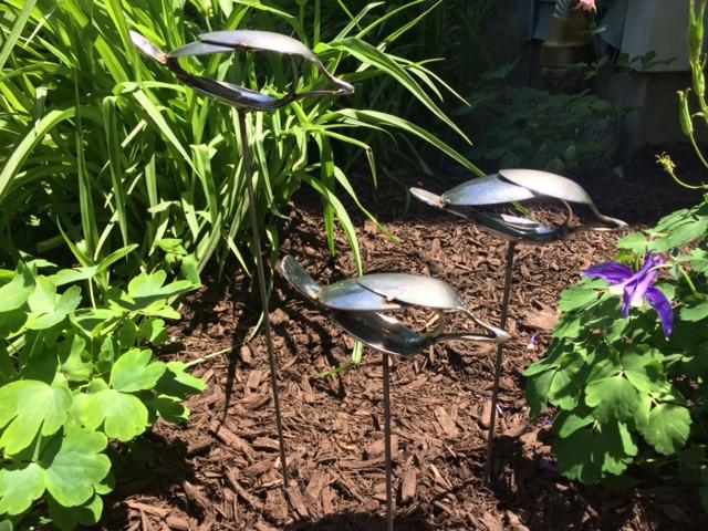 Silverware Birdies