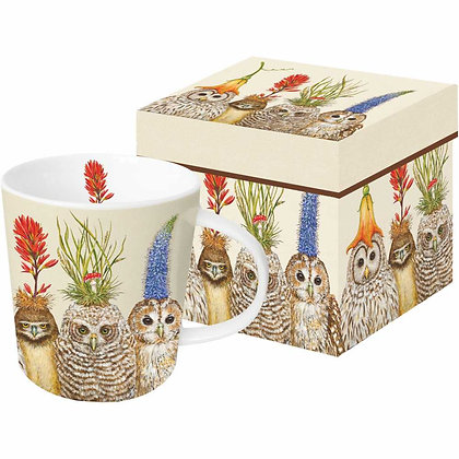 More PPD Mugs by Vicki Sawyer in a Gift Box