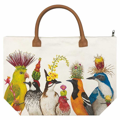 Canvas Tote by Vicki Sawyer