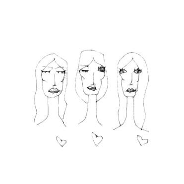 3 women 3 hearts