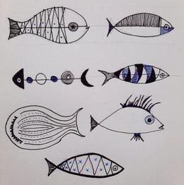 Under the sea 1