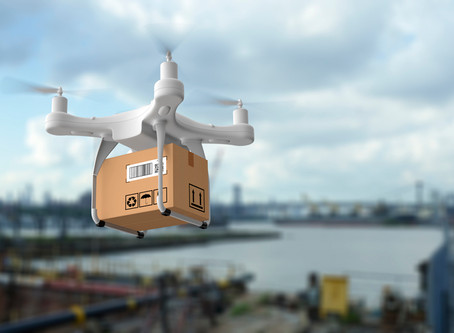 U.S. commercial drone deliveries will finally be a thing in 2020