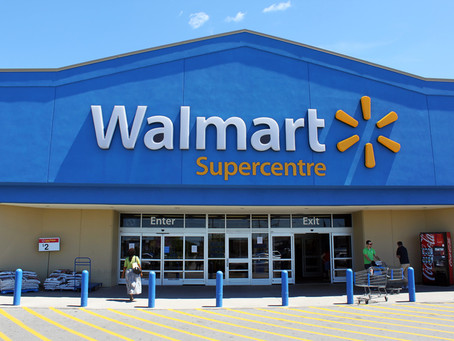 Walmart's plan to update its brick-and-mortar stores