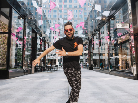 Johnny Cupcakes cooks up something different for CONNEX2020 keynote address