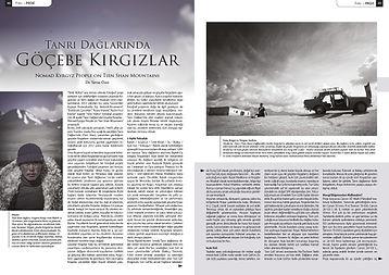 Photo World Dergisi Röportaj Yavuz Özer 2016