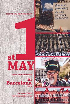 1 Mayıs Barcelona - Yavuz Özer