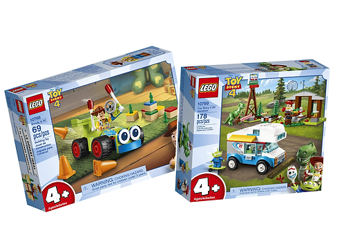 LEGO Bundle: Toy Story Kits for 4+