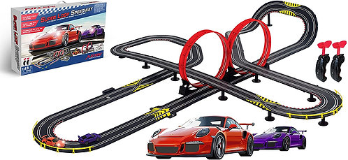 Artin Loop Slot Car RaceTrack
