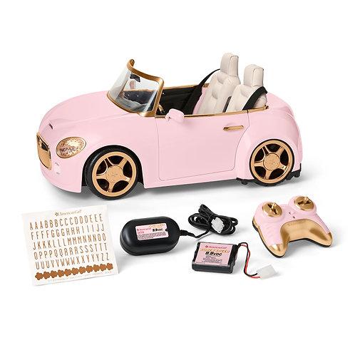 American Girl™ RC Sports Car—Pink