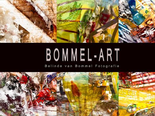Bommel-Art exposeert op zondag 23 oktober 2016