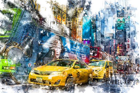Memorie New York, Copyright Bommel-Art, Belinde van Bommel fotografie, fotograaf Uden