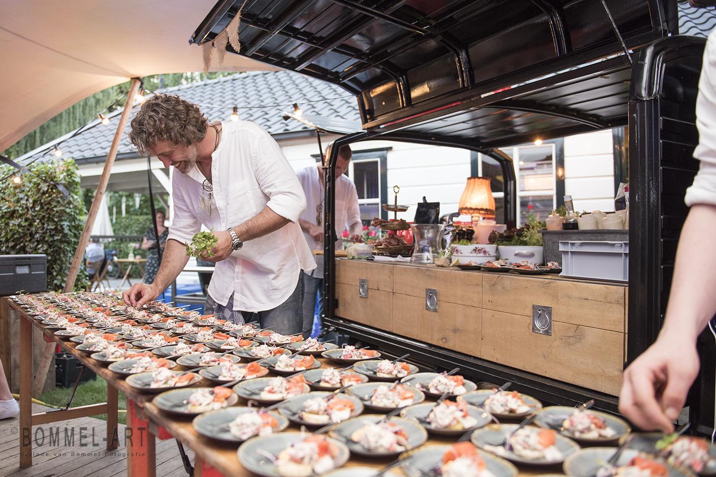Catering Olaf van Hoof