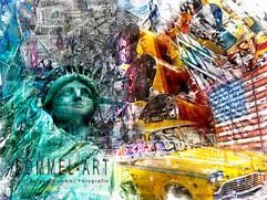 Kunst aan de muur: Memories