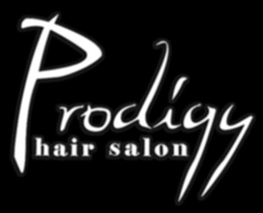 Prodigy Har Salon Logo
