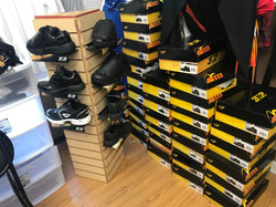 Plate & Base Shoes