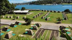Australia Glamping hotel