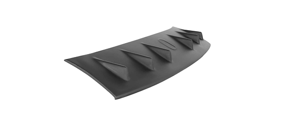 Chargespeed rear roof