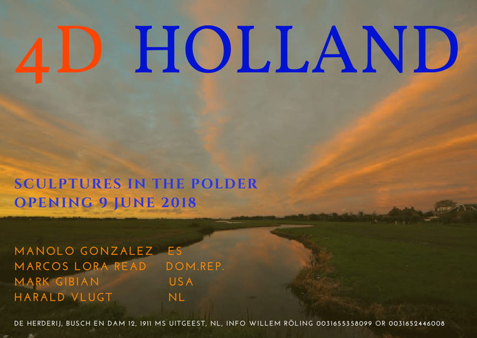Opening 4D Holland 9 June 2018
