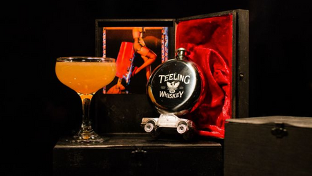 Collaboration With Teeling Whiskey