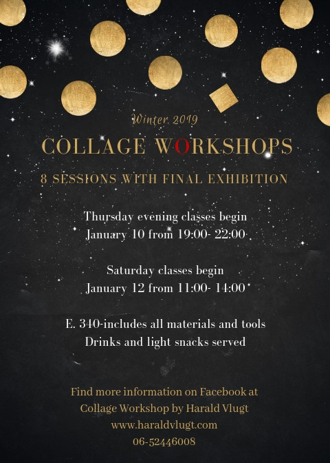 Winter 2019 Workshops
