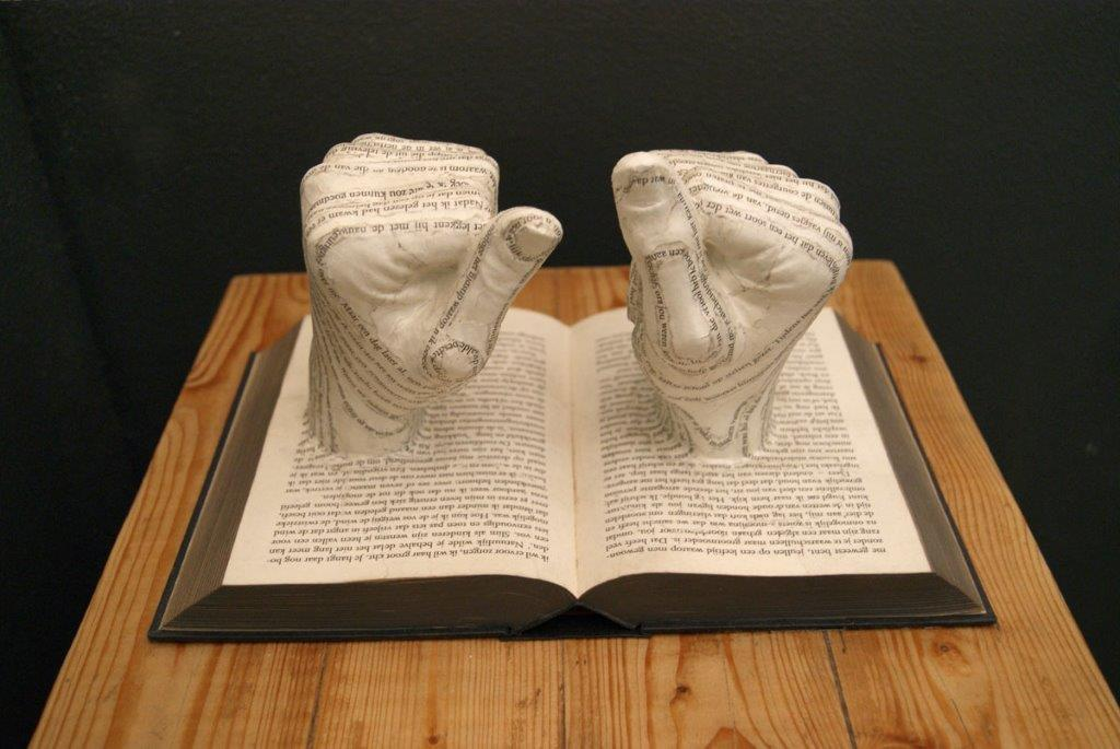 Book My Hands, 2011