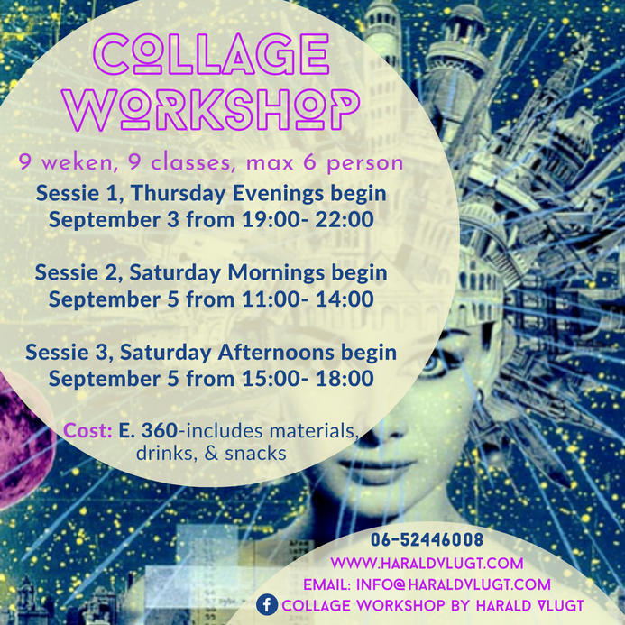 Herfst 9 Week Workshops