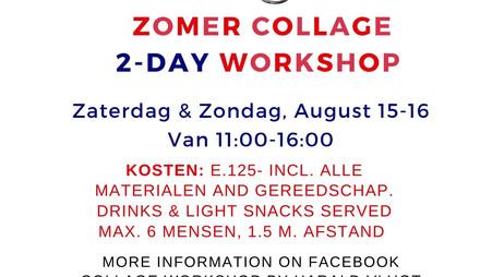 Zomer Workshop, August 15-16