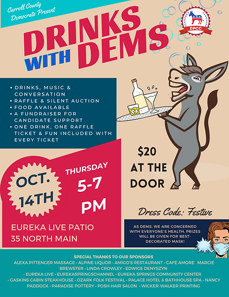 Drinks with dems 8.5 11.png