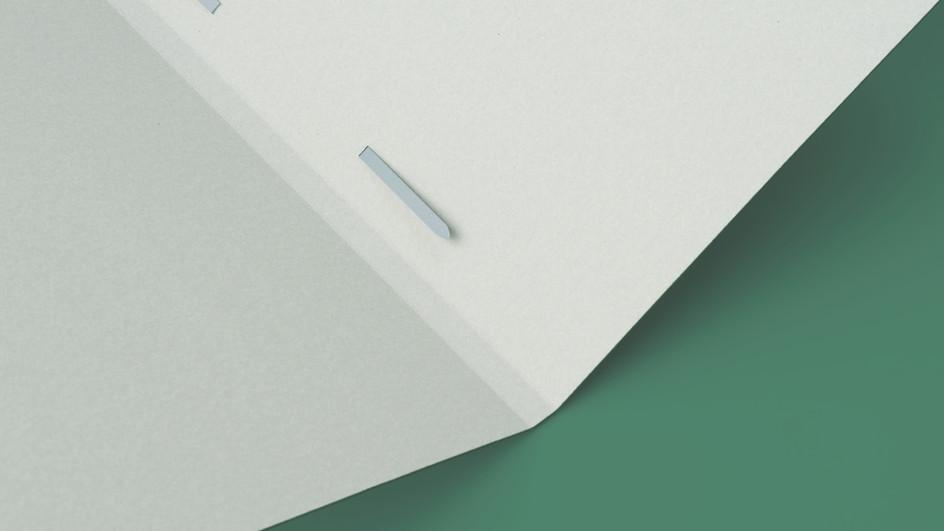 紙ファイル