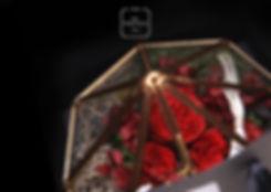 My precious, My precious colt art, Preserved flower, my precious, colt art,preserved flower, rose, diamond, clutch