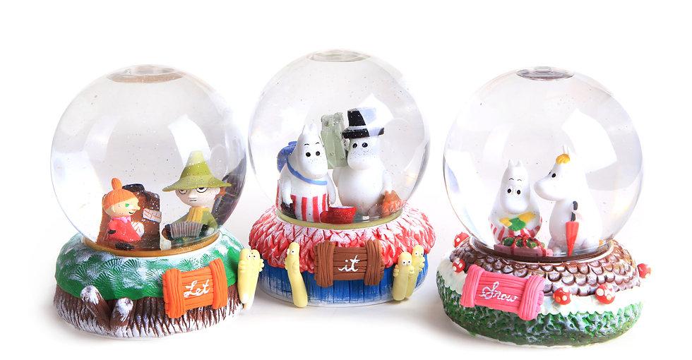 Colt Art, Moomin snowball