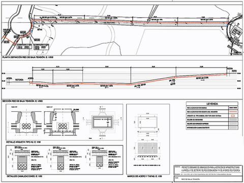 P.U. Infraestructuras Parcela U7 Sector SP-21