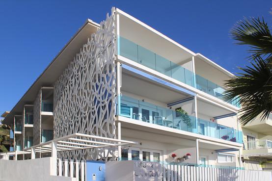 8 viv. Edificio Vela