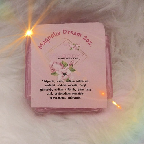 Magnolia Dream Body Soap