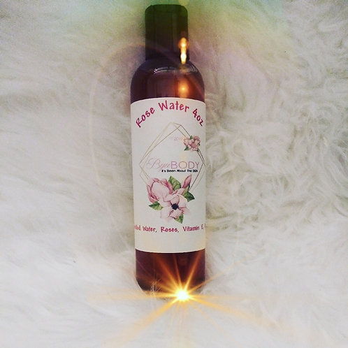 Rose Water 4oz