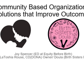"""EBB Featured in """"Community Based Organizations: Solutions That Improve Outcomes"""""""