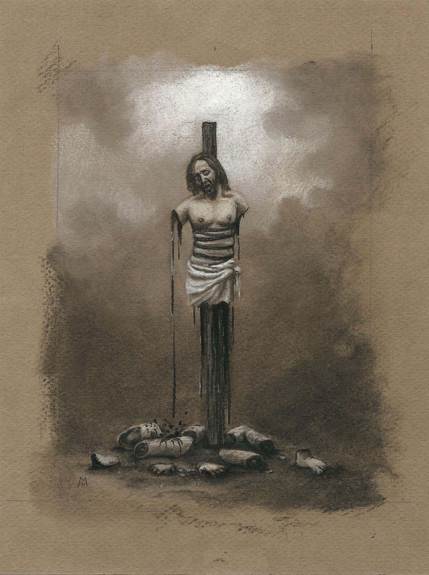 Serie_36-Jesus-Executes - Jesus_decoupe