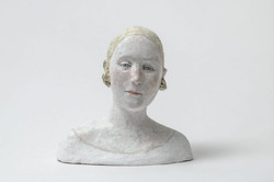 AgnesBaillon-buste-de-jeune-fille-savant