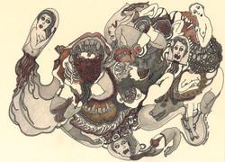 Christelle Lenci meduse
