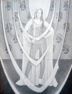 Voilée - 2020 - 65x50cm
