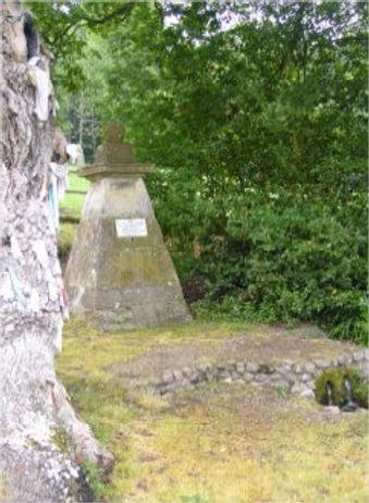 La source et le chêne saint Méen