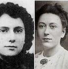 Gisèle Guillemot, Edmone Robert, deux résistantes du Calvados