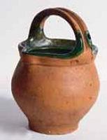 Céramique du Pré d'Auge, Porte-dîner
