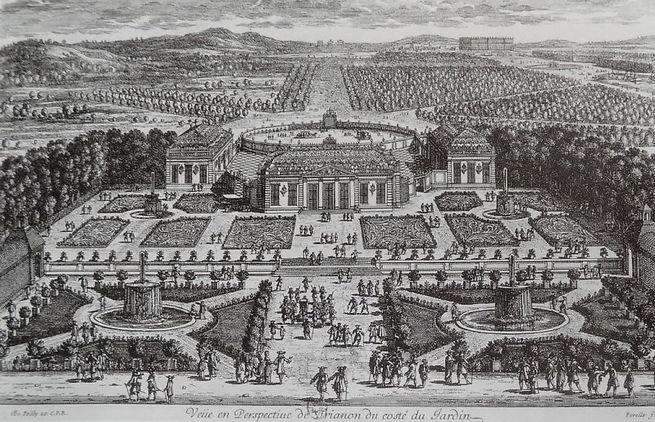 Les jardins du Trianon