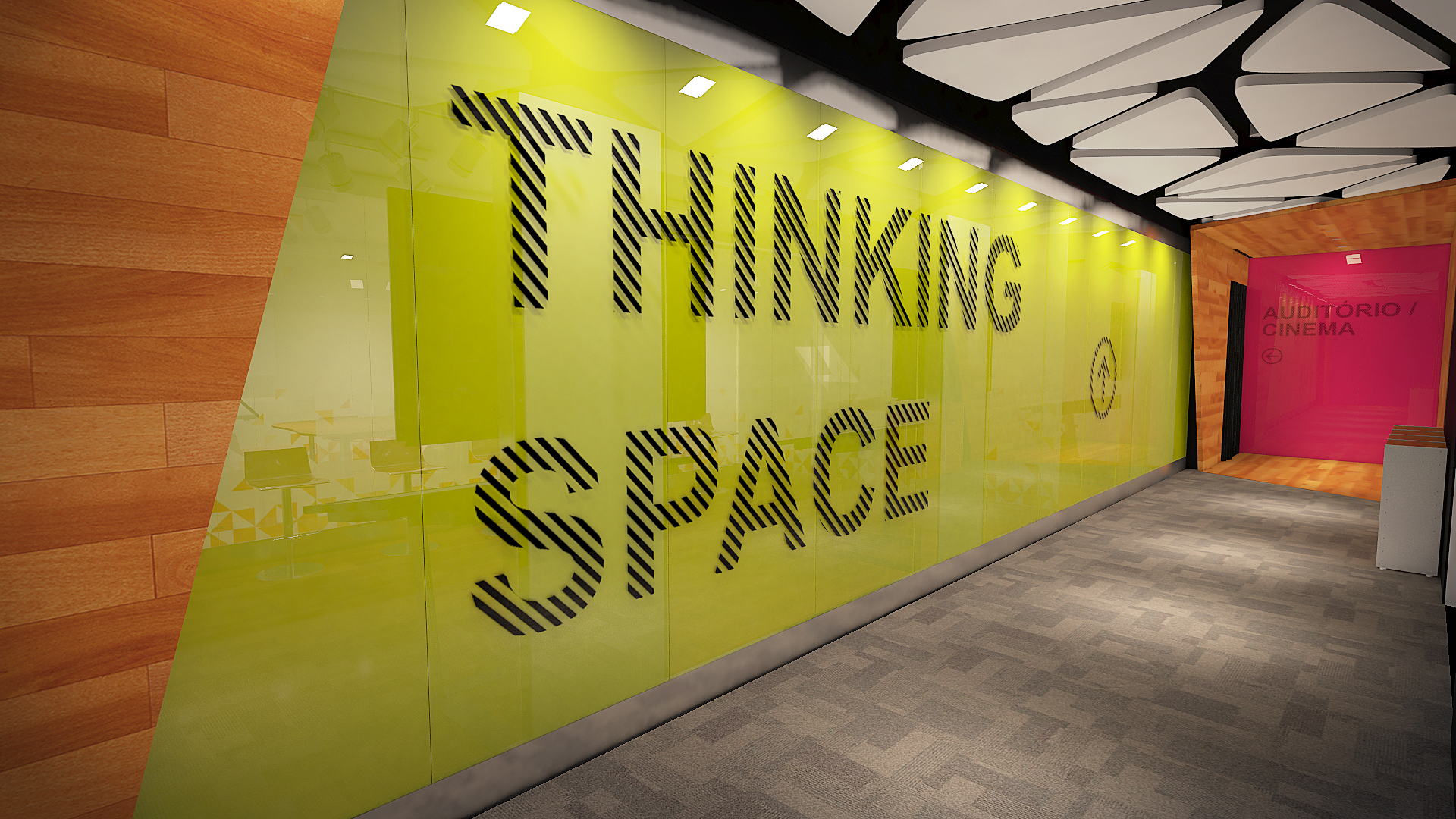 Thinking Space - Acesso